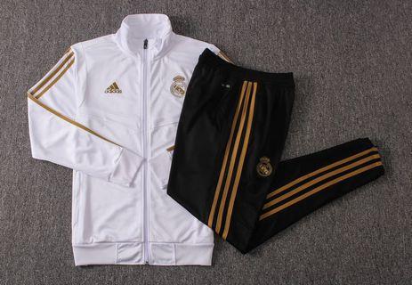 2019 Real Madrid jacket set
