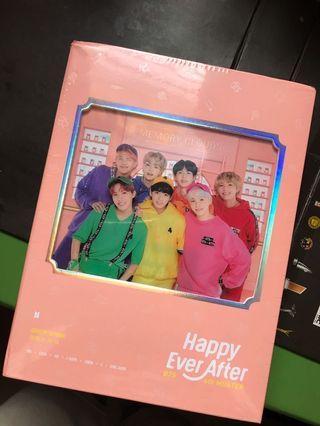 BTS 4th Muster DVD