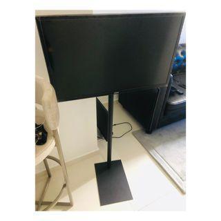 TV Floor Stand for 17-37″ universal no wheels Whatsapp:8778 1601