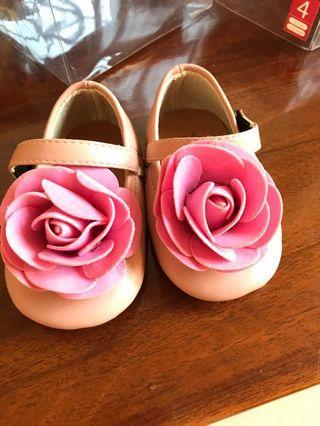 tamagoo shoes pink flower