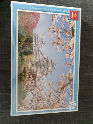 🚚 Jigsaw Puzzle 1000 Pieces