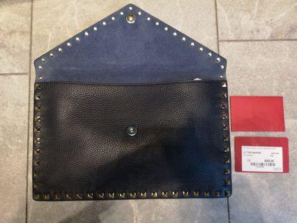 Brand New Valentino Envelope