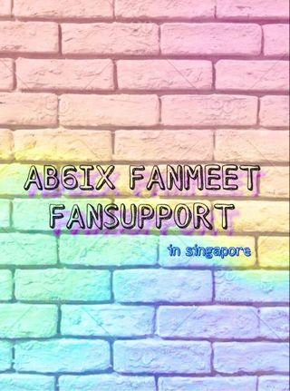 fan support for ab6ix fm!!
