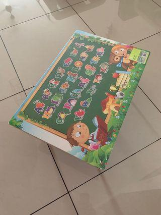 Children Foldable Table