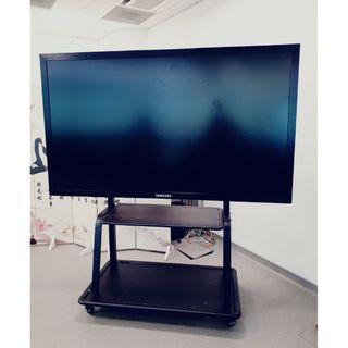 """🚚 TV Mobile stand 55""""-110"""" Plasma Commercial TV Whatsapp:8778 1601"""