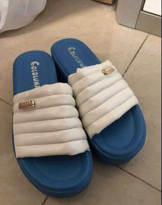 韓國 型格出街 3.5 cm 高 休闲鞋