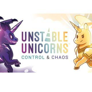 Unstable Unicorn Chaos & Control