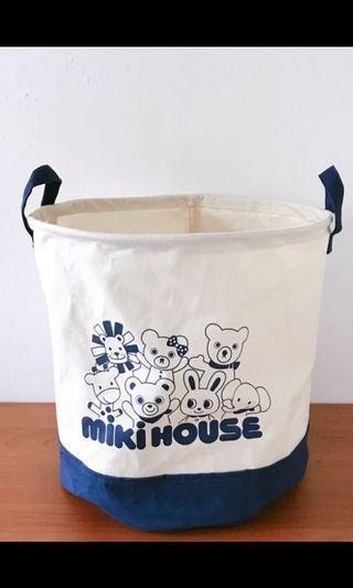 Miki house 玩具收納箱