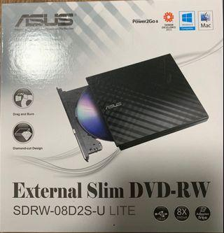 🚚 Asus External Slim DVD-RW