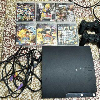 PS3 主機加遊戲  全部不拆售