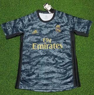 Real Madrid Goalkeeper Jersey Kit Real Madrid Jersey 19/20