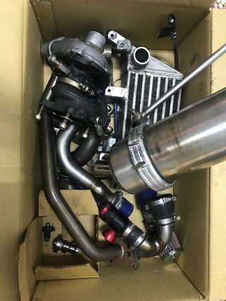 BWS x渦輪套件