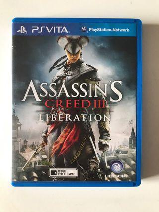 Ps Vita Assassin Creed III Liberation