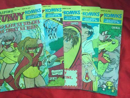 Funny Komiks 2001