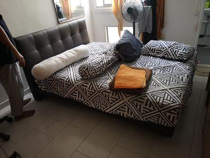 Bed full set