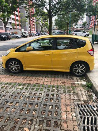 HONDA JAZZ 1.5A FOR PERSONAL/PHV USAGE!!!