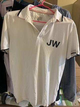 Jack wills polo shirt