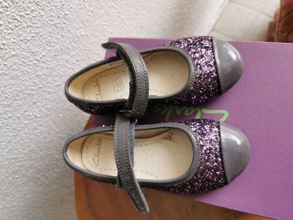 Clarks Girl Ballerina shoes