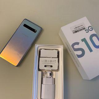 Samsung S10 5G 512GB - white