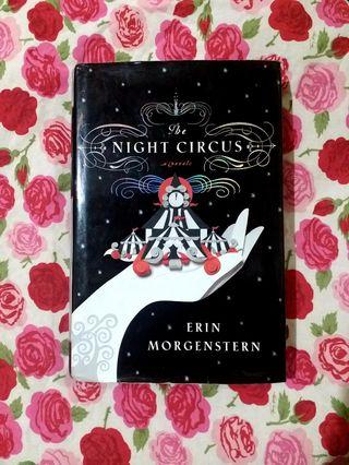 The Night Circus (HB) by Erin Morgenstern