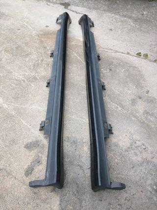 Side skirt honda stream rsz rn6 rn9