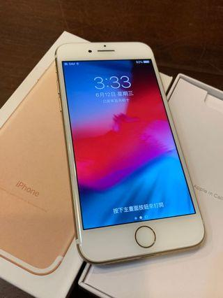 🚚 iPhone 7 128GB gold 4.7 inch