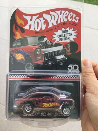 HotWheels 50th Anniversary Collector Edition- Chevy Bel Air Gasser