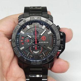 Jam tangan Alain Delon Chrono ORI