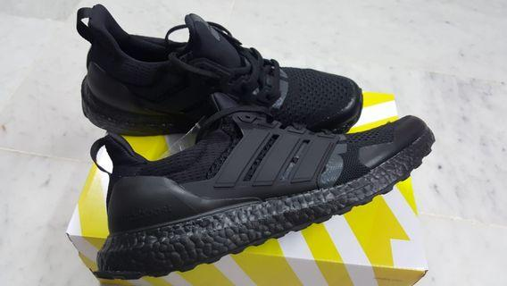 Adidas Undefeated Ultraboost 1.0 Blackout
