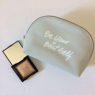 BareMinerals Cosmetic Bag and Limited Edition Highlighter