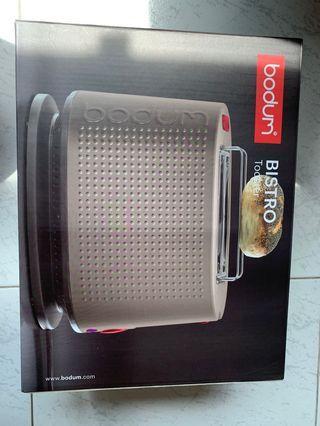 Bodum toaster