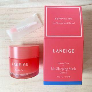 Laneige - 水潤修護睡眠唇膜