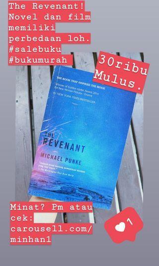 The Revenat (terjemahan)