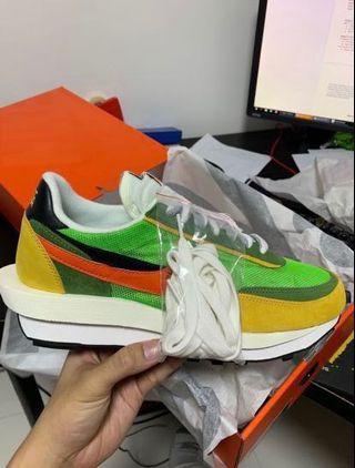 🚚 Nike X Sacai Waffle