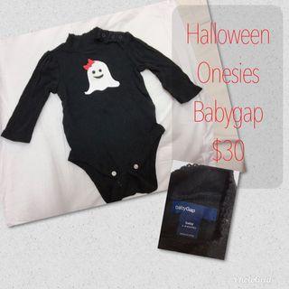 Halloween onesies