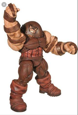 Marvel Select Juggernaut, X-men