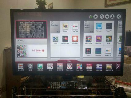 LG 32吋WiFi連網液晶電視