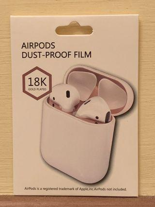 🚚 AirPods Dirt Protector
