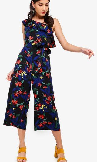 BNIB Floral Jumpsuit