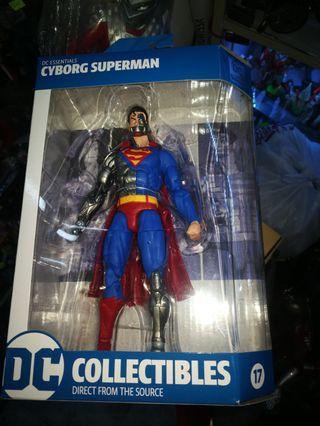 DC 全新  機械超人