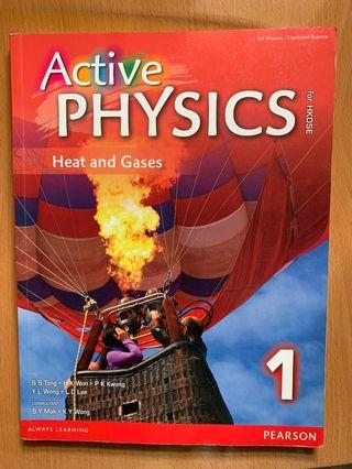 Active physics Heat and gases 1