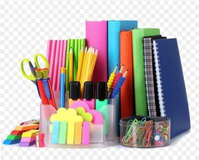 Stationery grabbag (Set A to C) (Free normal mail)