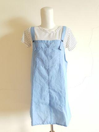 Overall dress (NEW!)