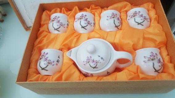 Porcelain Cups new