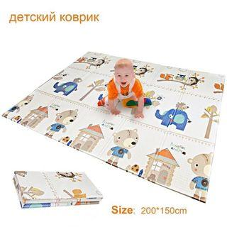 200*150CM Playmat Game Mat Baby Play