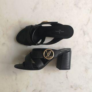 New Louis Vuitton Horizon Mules sz 38