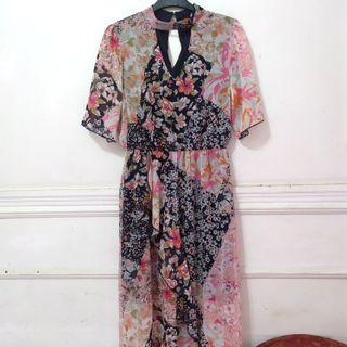 ENFOCUS Flower Dress chocker NEW (No Barter)