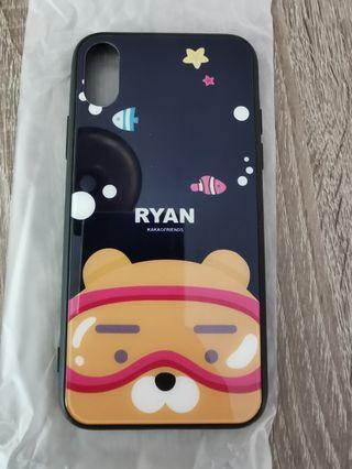 iPhone x xs Case 電話 手機殼 kakao friends Ryan