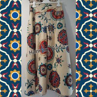 Flare Batik Pant