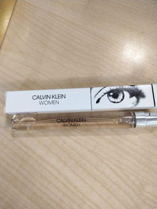 Calvin klein women 10ml edp spray